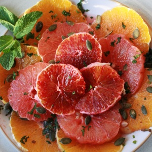 This recipe is sweet, tart, zingy and fresh perfect for breakfast or even as a snack.